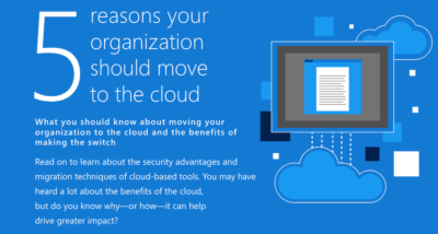 Microsoft Azure infographic reasons to migrate
