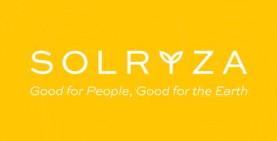 Solryza company logo